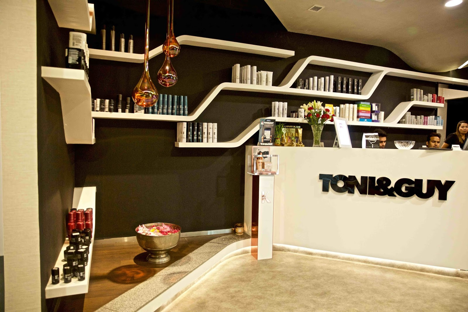salon chairs in delhi bar with arms hair pampering toni and guy