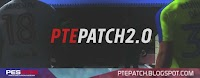 PTE Patch 2018 2.0 - PES 2018