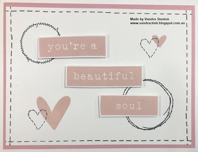 #CTMHVandra, technique, blog hop, sewing, stitches, sugarplum, operation smile, hearts, beautiful Soul, circles, cardmaking, handmade, stamping, Vandra,