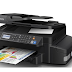 Epson EcoTank ET-4550 Driver Download & Software Manual