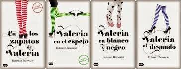 Muero Por Los Libros Valeria En Blanco Y Negro Valeria 3 Elísabet Benavent