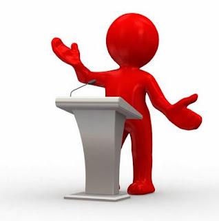 Sistematika Pidato (Bagian-bagian Pidato) dan Cara Membuat Naskah (Teks) Pidato serta Contoh Teks (Naskah) Pidato Singkat