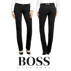 HUGO BOSS Taru Trousers Queen Letizia Style