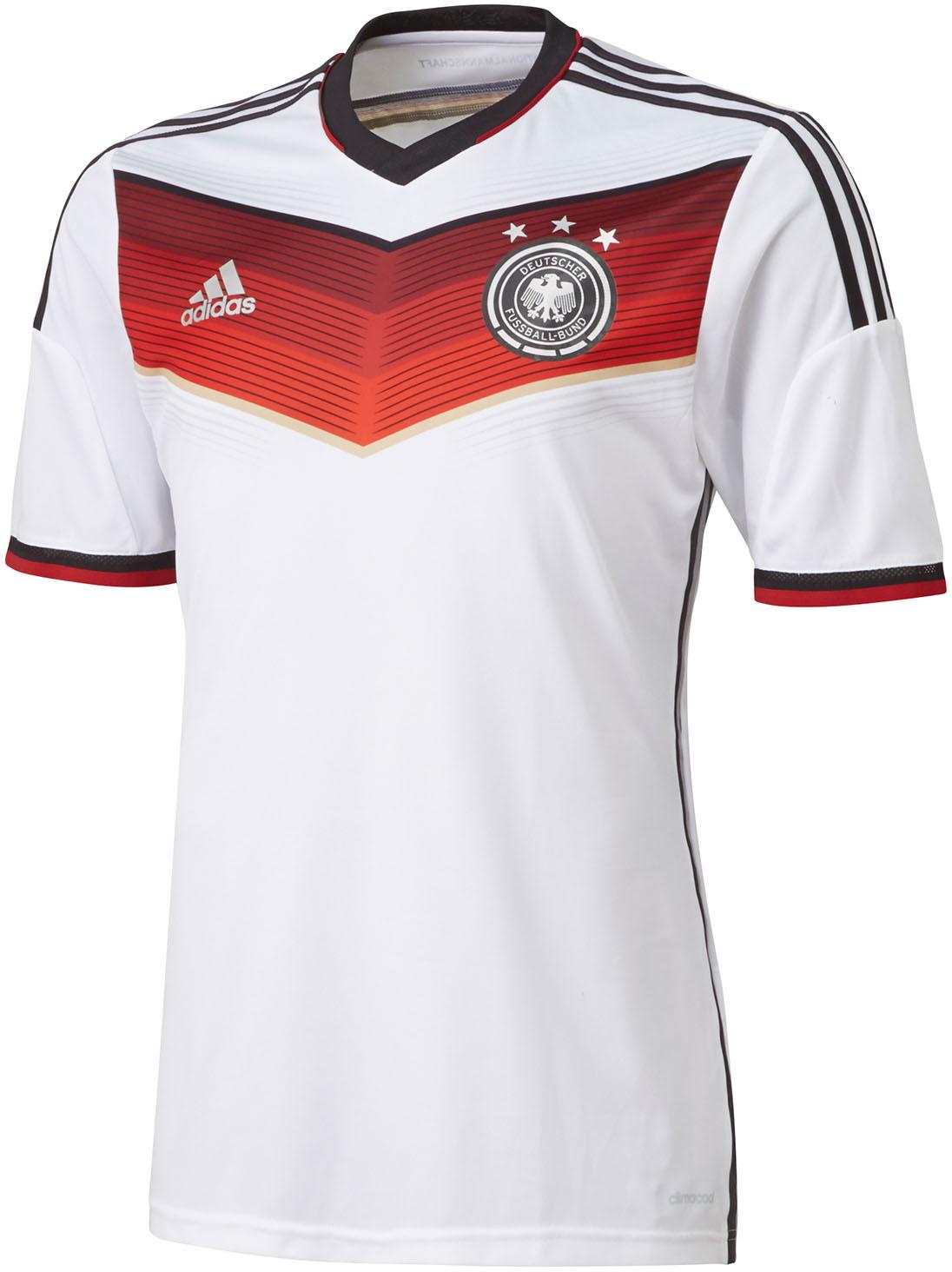 Fußball Trikot Deutschland