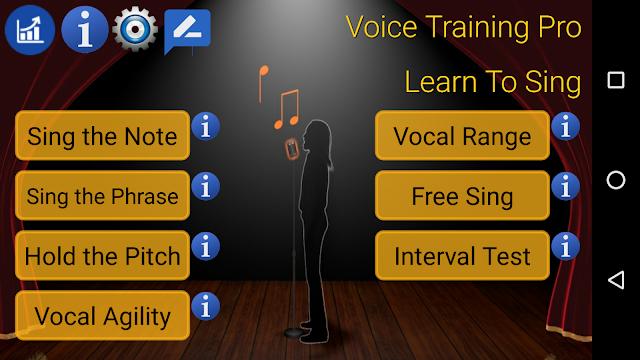Voice Training Pro Performance Improvement Paid APK