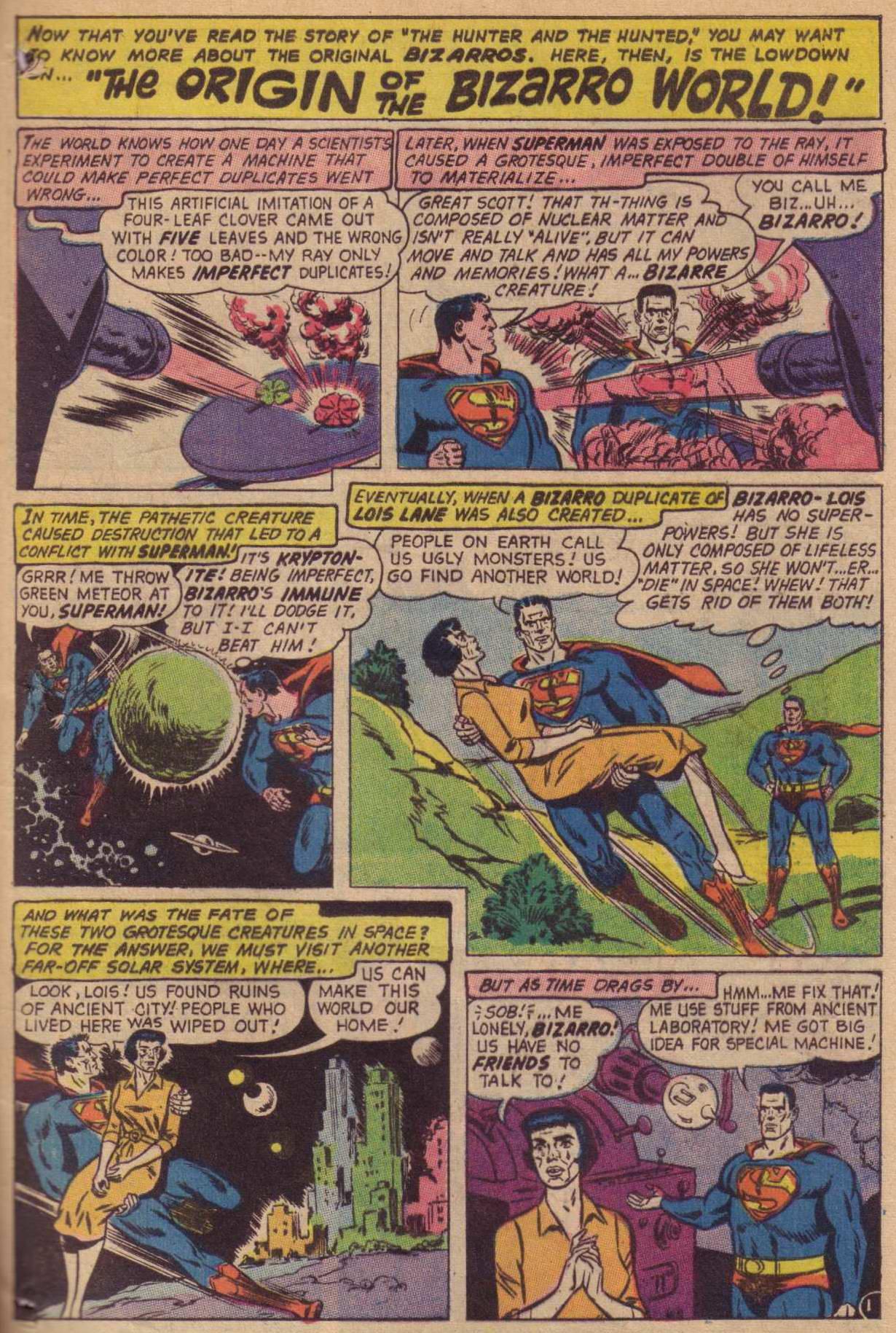 Read online World's Finest Comics comic -  Issue #181 - 22