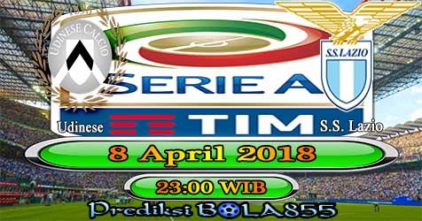Prediksi Bola855 Udinese vs Lazio 8 April 2018