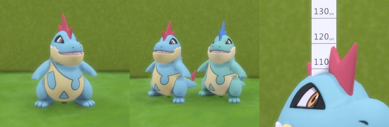 Moon Sims: Sims4-傢俱-寶可夢-小鋸鱷,藍鱷,大力鱷