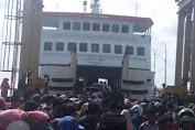 Pemerintah Upayakan Tambahan Trip Kapal Feri Ke Wil. Kepulauan