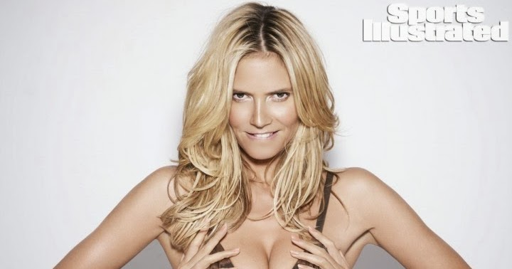 Hot Celebs Photos: Heidi Klum Sports Illustrated  Hot Celebs Phot...