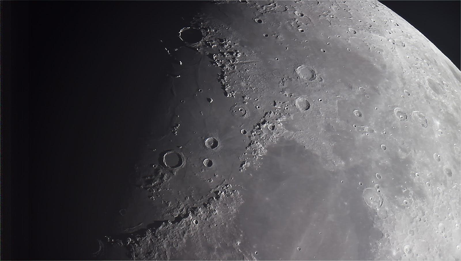Photon moon close up - Moon close up ...