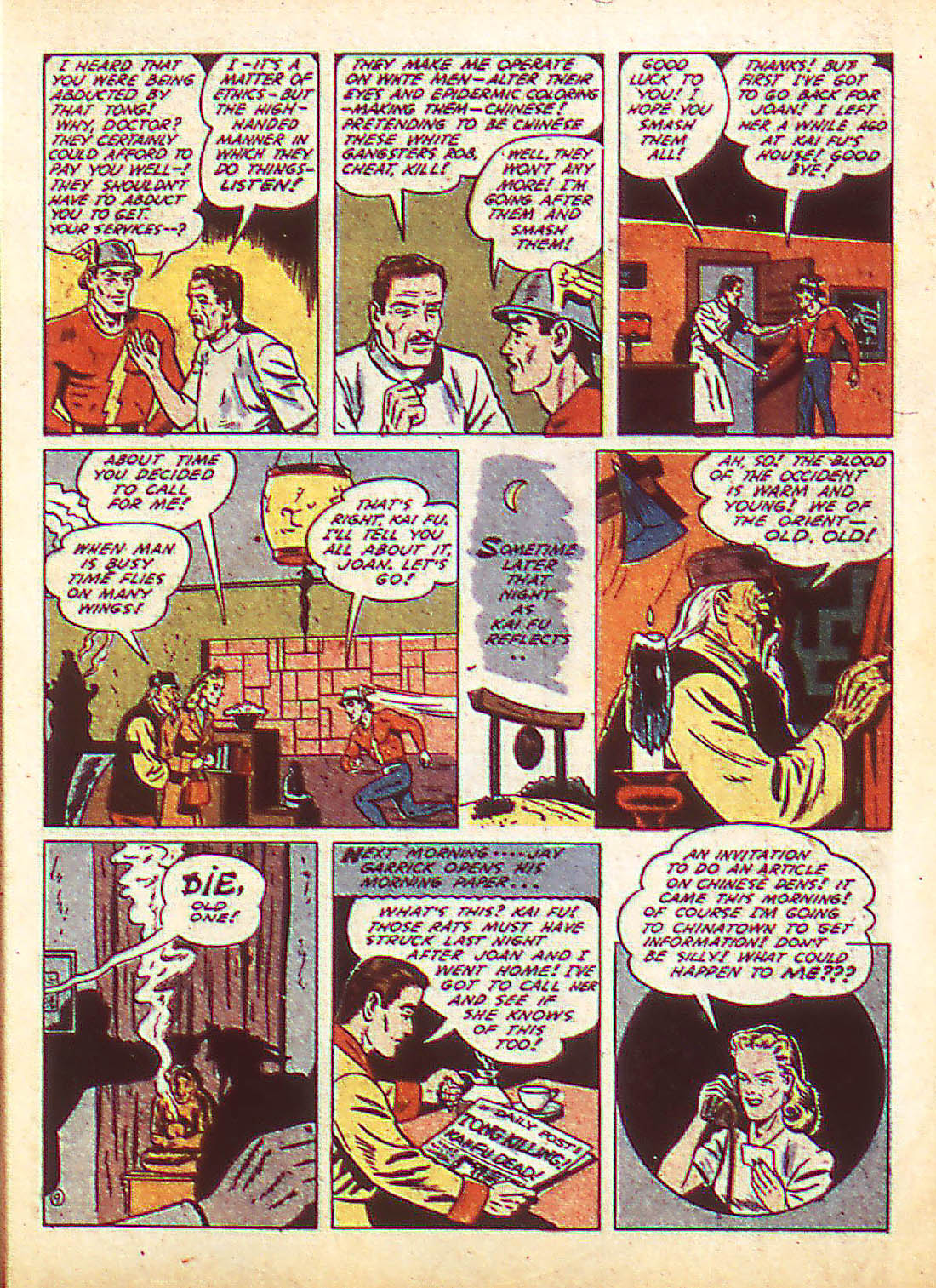 Flash Comics issue 22 - Page 11