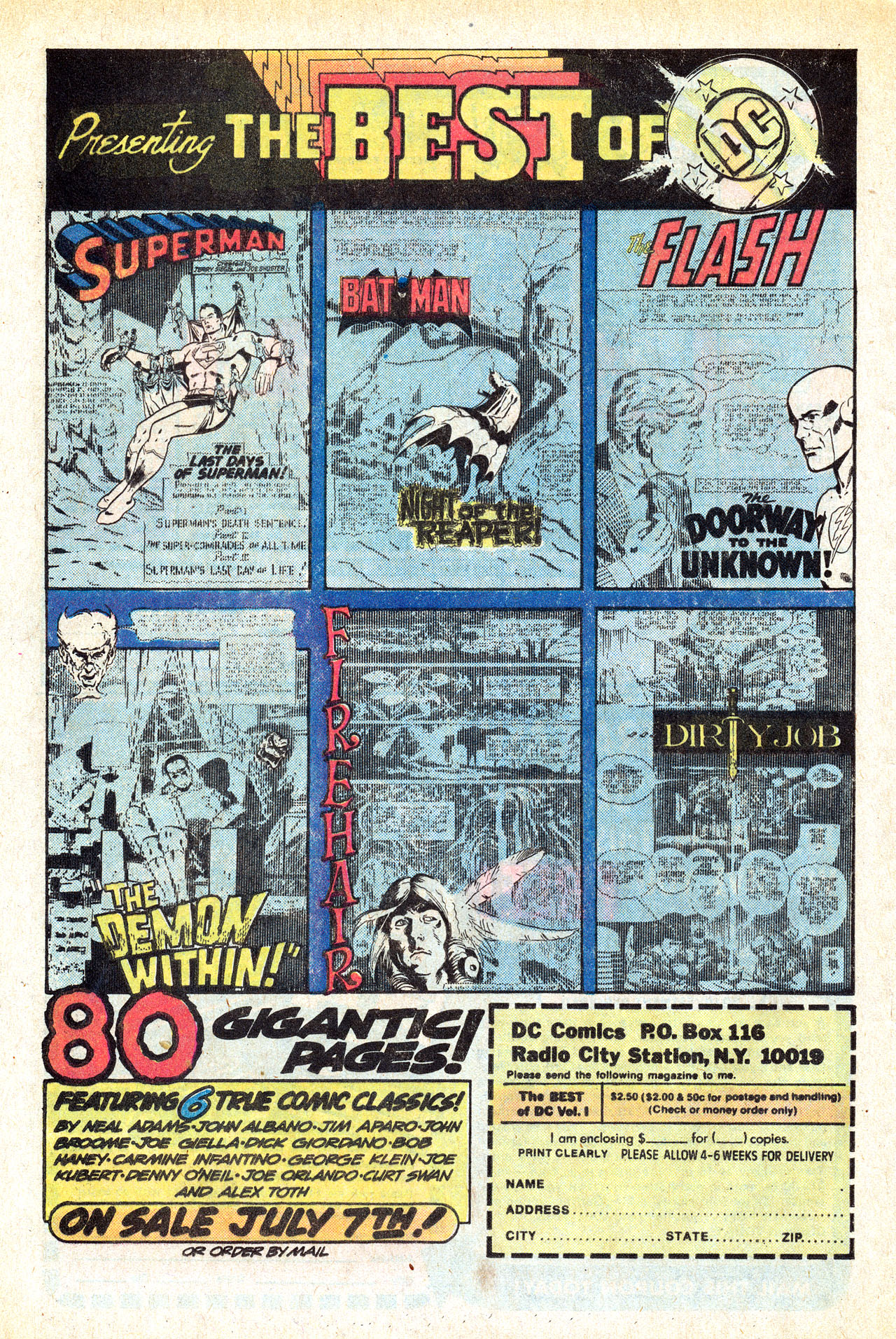 Read online Showcase comic -  Issue #95 - 24
