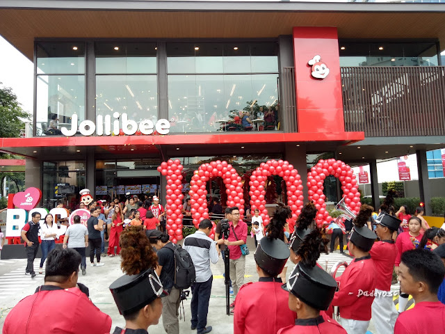 Jollibee milestones