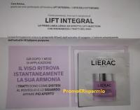 Logo Lierac: campioni omaggio in consegna e scopri il buono sconto da 10€ e le promozioni ancora attive
