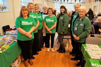 Picture two  - Macmillan Cancer Support  Christmas Fair 2018 held in Brigg