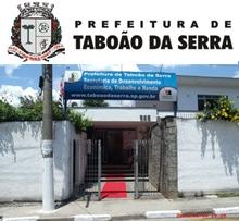 Concurso Prefeitura de Taboão da Serra 2017