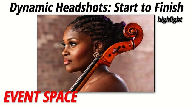 Dynamic Headshots: Start to Finish by Rod Goodman