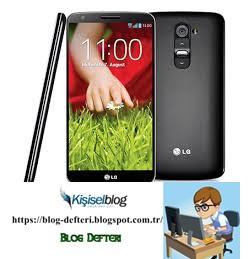 LG G2 Wifi Bağlanamama Hatası Nasıl Çözülür