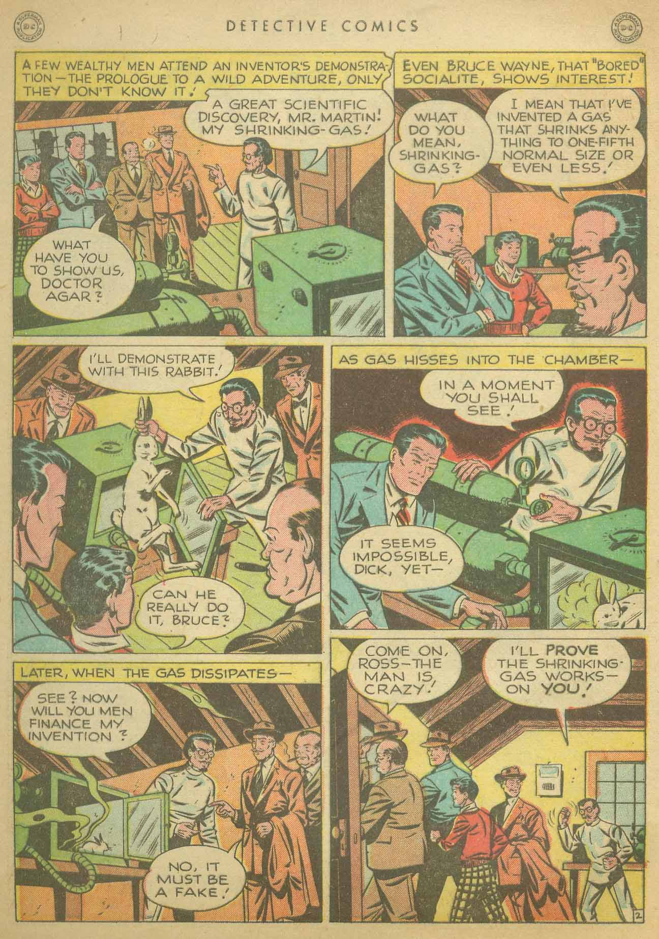 Detective Comics (1937) issue 127 - Page 4