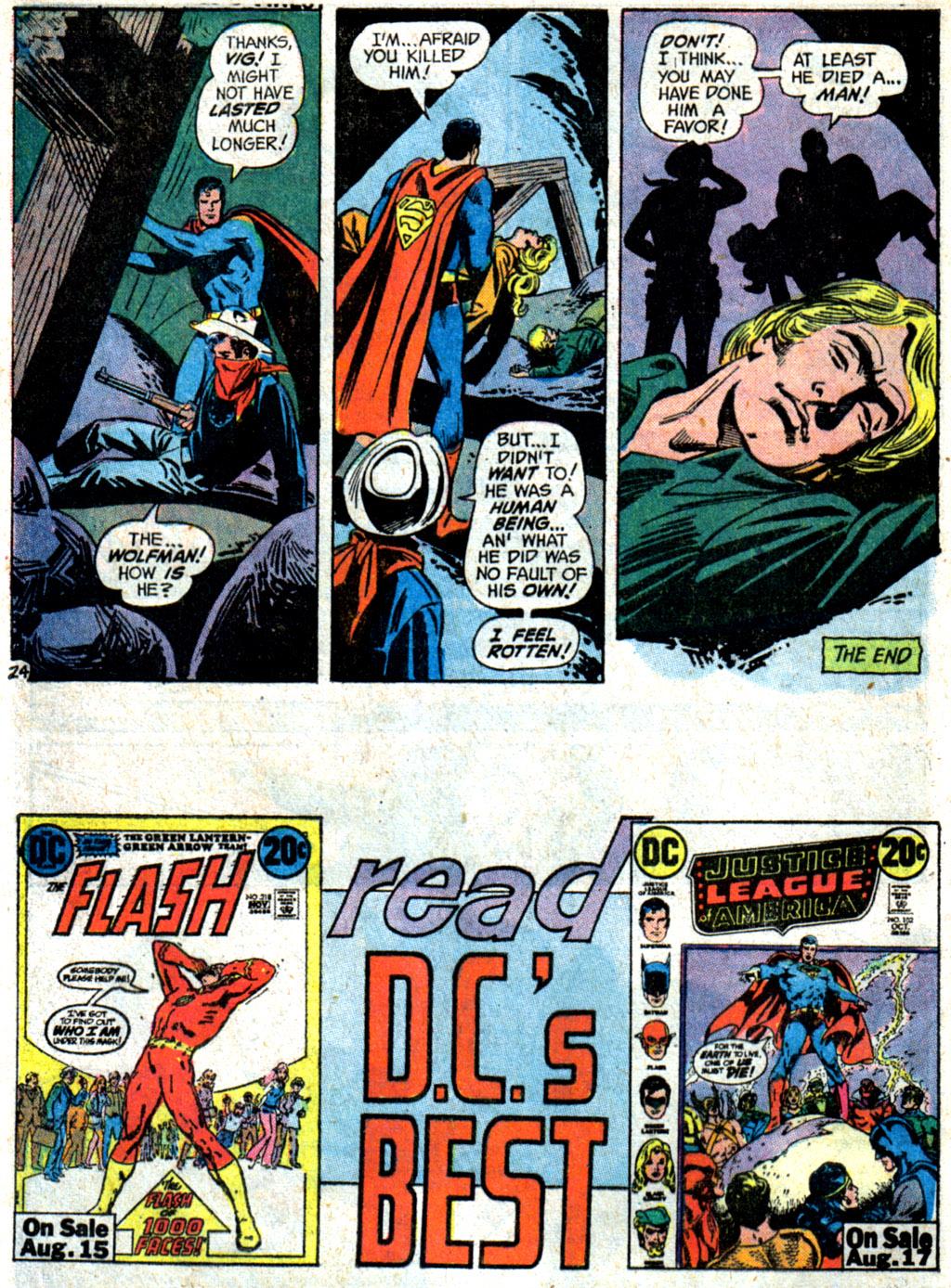 Read online World's Finest Comics comic -  Issue #214 - 32