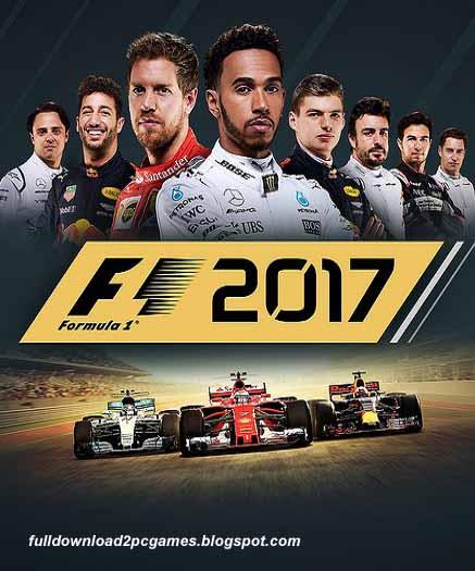 F1 2017 Free Download PC Game