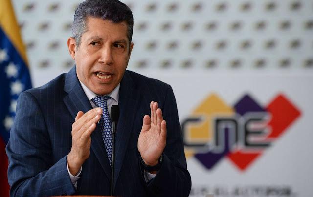 """""""Si Maduro no cumple con las condiciones, yo me retiraría de las elecciones"""""""