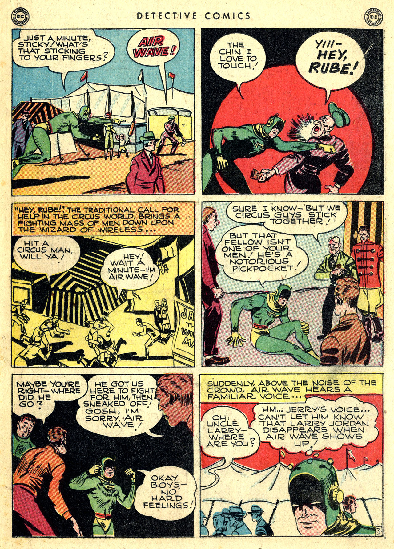 Read online Detective Comics (1937) comic -  Issue #119 - 27