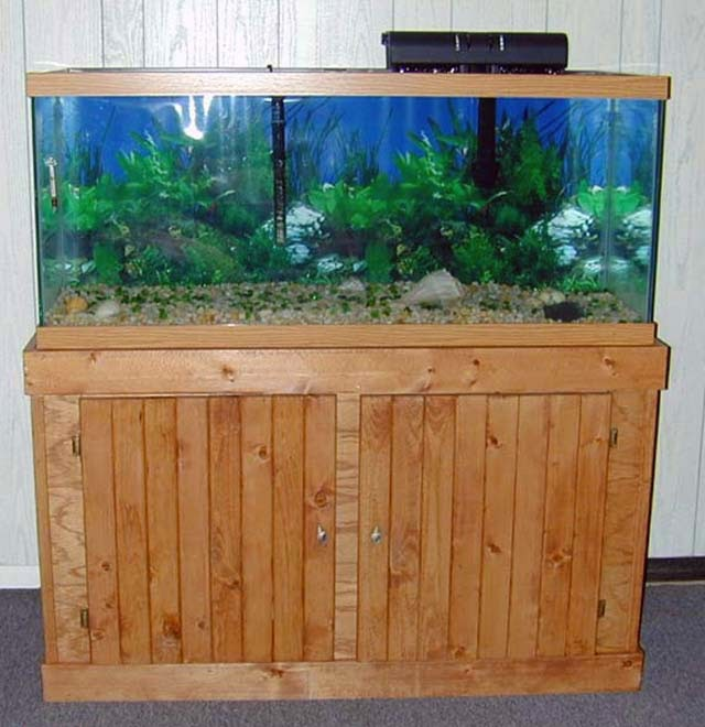 75 Gallon Aquarium Stand picture