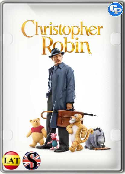 Christopher Robin: Un Reencuentro Inolvidable (2018) HD 1080P LATINO/INGLES