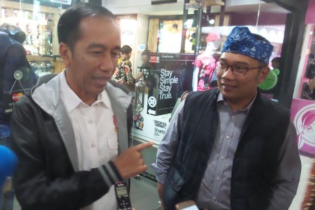 "Batal Hadir di Final Piala Presiden, Jokowi Takut Disambut Yel-yel ""Prabowo""?"