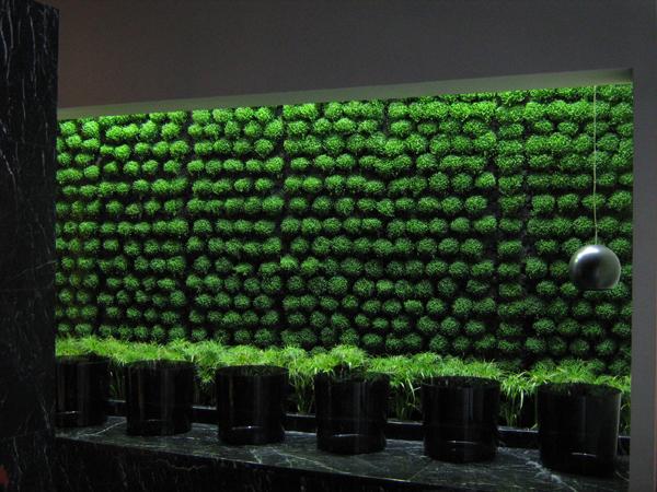 Il giardino verticale for Giardino verticale