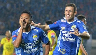 Persib Bandung vs Sriwijaya FC 2-0