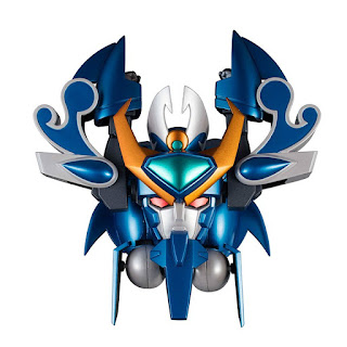 "Pre-order del Variable Action Aquabeat Shining ver. de ""Madou King Granzort"" - MegaHouse"
