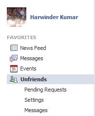 Unfriend Finder Tutorial