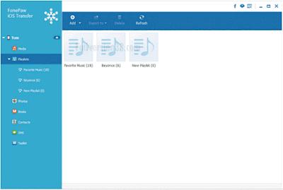 FonePaw İOS Transfer 2.3.0