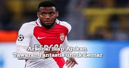 Arsenal Siap Ajukan Tawaran Fantastis untuk Lemar