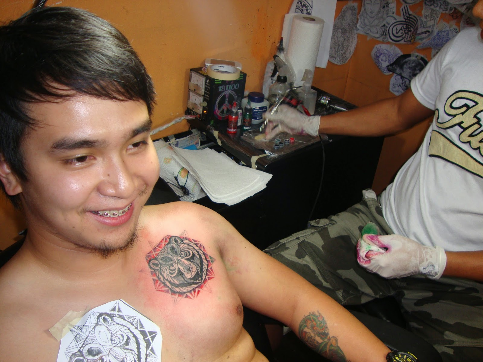 Immortal Tattoo Manila Philippines By Frank Ibanez Jr