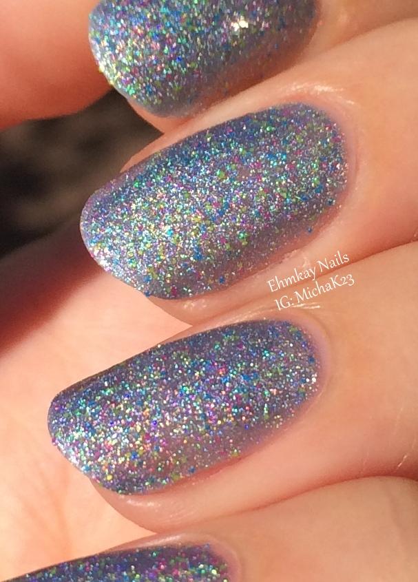 Ehmkay Nails: Girly Bits Stardust By Ehmkay Nails
