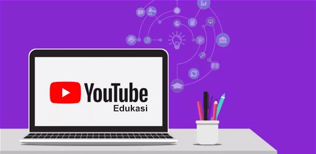Referensi Channel Youtube Edukasi Terbaik Di Indonesia