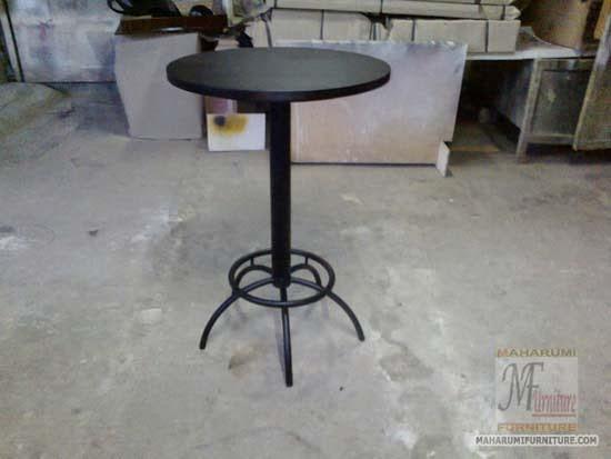 Projects Hotel Pop: Custom Furniture Meja Cafe Restoran kaki stainlist besi