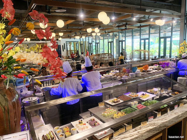 Kontiki Restaurant, The Federal Kuala Lumpur