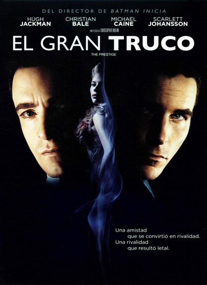 Ver El Gran Truco (The Prestige) (2006) Online