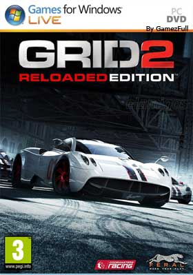 GRID 2 Reloaded Edition PC [Full] Español [MEGA]
