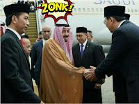 Ahok Bungkungkan Badan ke Raja Arab, Ahoker ikut Muji, Netizen: Ngga korslet otak loe?