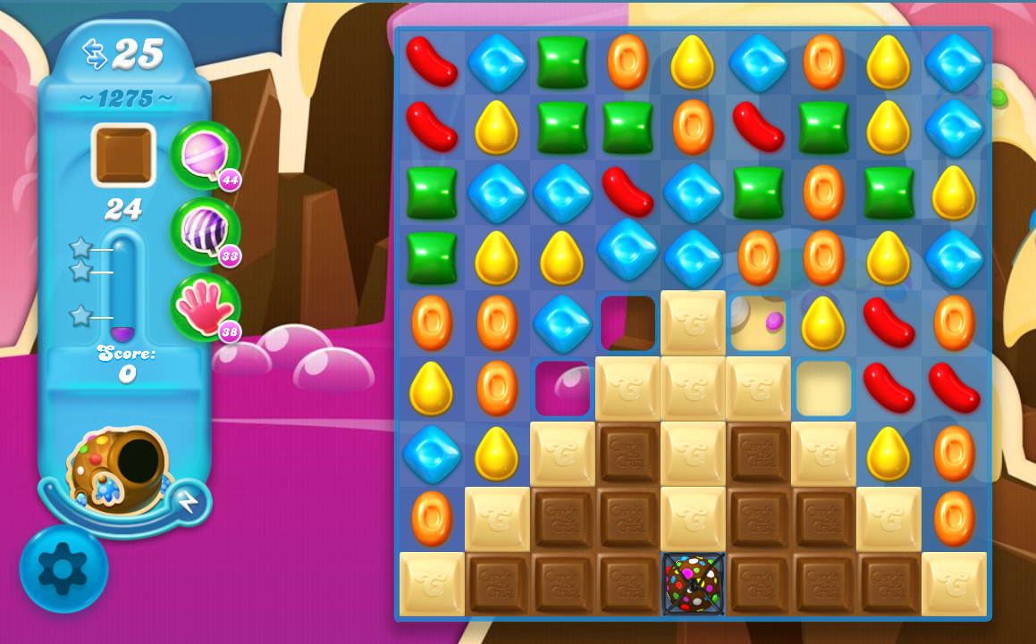 Candy Crush Soda Saga level 1275