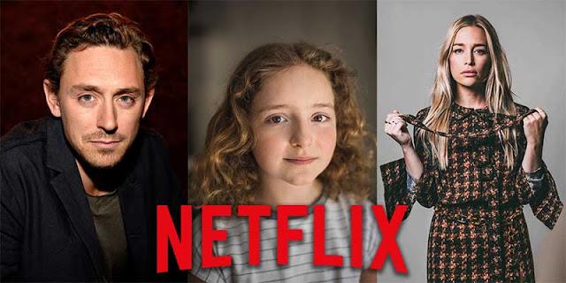Piper Perabo, JJ Feild y Frankie Hervey se unen a la serie 'Turn Up Charlie' creada y protagonizada por Idris Elba