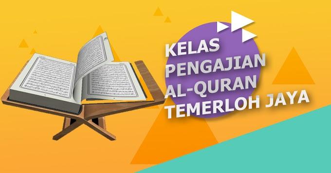 Kelas Pengajian Al-Quran Di Temerloh