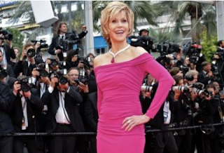 Jane Fonda says she's not proud of America