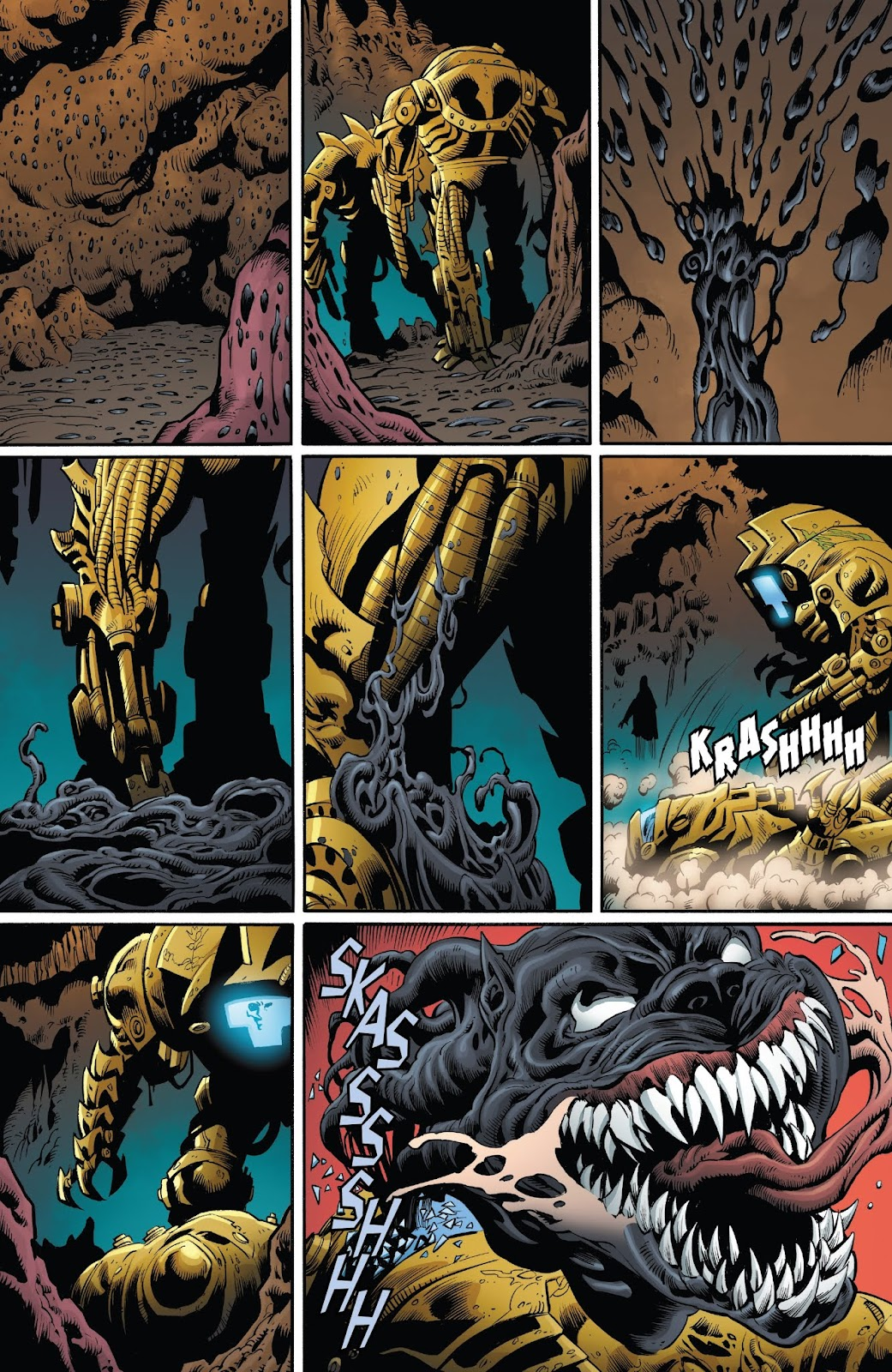 Read online Web of Venom: Unleashed comic -  Issue # Full - 16